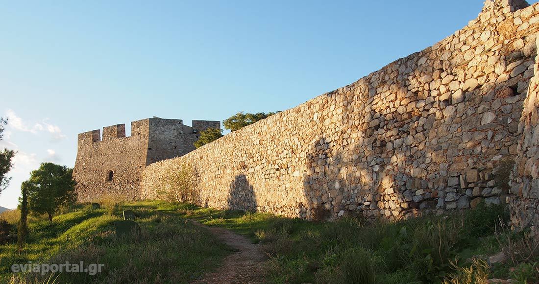 Κάστρο Καράμπαμπα - Χαλκίδα