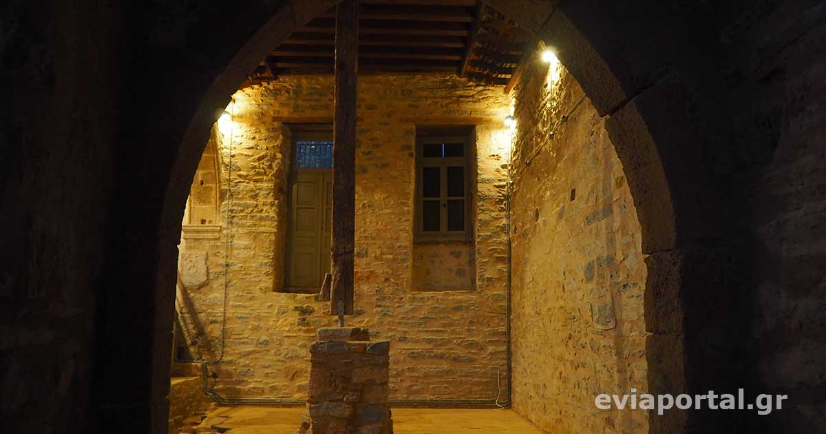 Οικία του Ενετού Βαΐλου στη Χαλκίδα