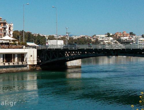 Άνοιγμα συρταρωτής γέφυρας Ευρίπου