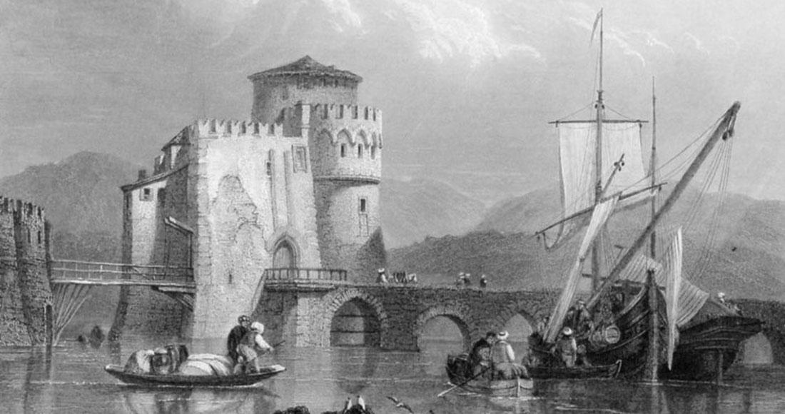 Η Ενετική γέφυρα Ευρίπου στη Χαλκίδα