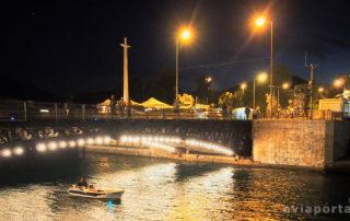 Συρταρωτή γέφυρα Ευρίπου Χαλκίδας