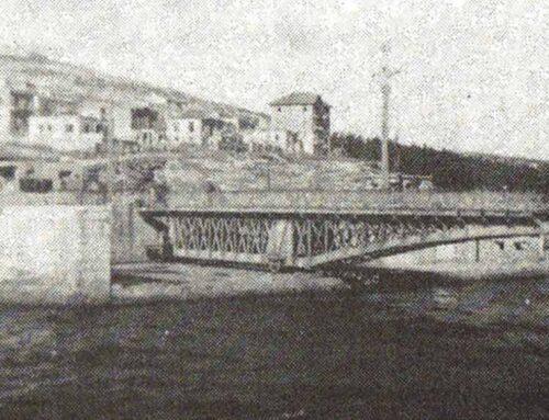 Όταν οι Γερμανοί κατακτητές ετοιμάζονταν να ανατινάξουν την γέφυρα του Ευρίπου στη Χαλκίδα