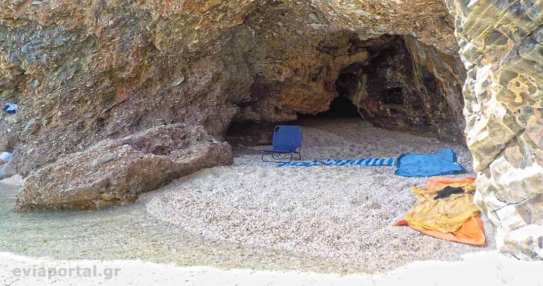 Προσωπική μίνι παραλία