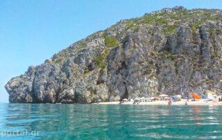 Παραλία Κεφάλα - Άγιος Μερκούριος Μουρτερής