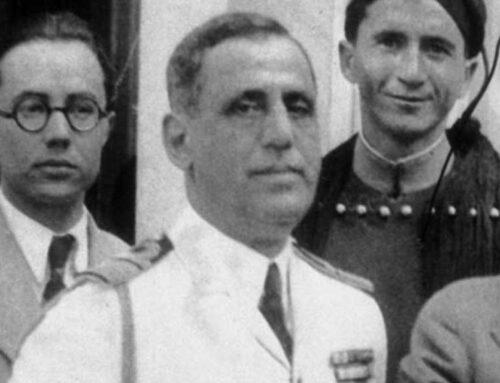 Οικονόμου Α. Δημήτριος, Αντιναύαρχος