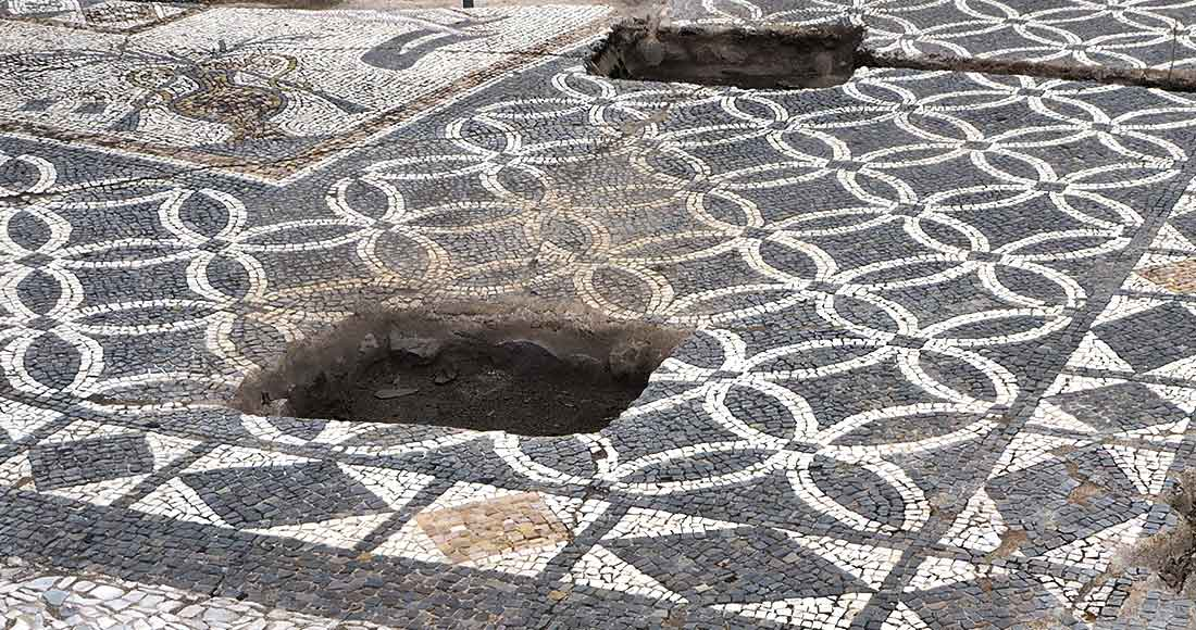 Σκαμμένα τμήματα κατά την Οθωμανική περίοδο και είχαν ως σκοπό την συλλογή νερού