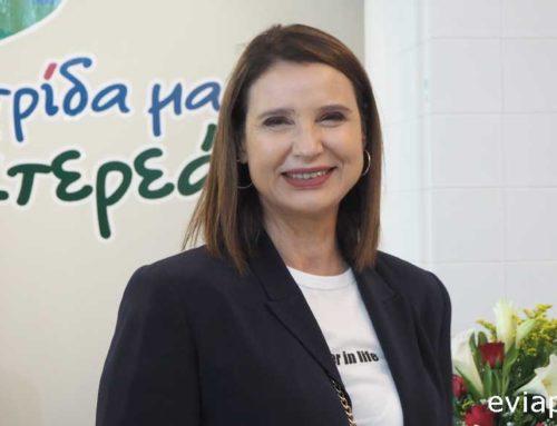 Το Κίνημα Αλλαγής Ν. Ευβοίας στηρίζει την Κατερίνα Μπατζελή