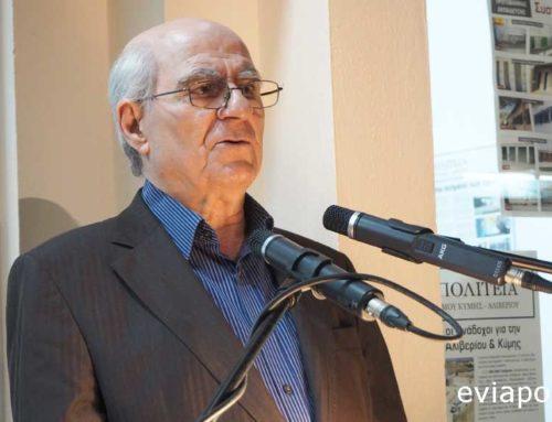 Mήνυση για συκοφαντική δυσφήμιση στον Δημήτρη Θωμά, κατέθεσε ο Μπουραντάς