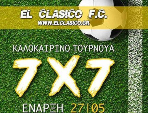 Καλοκαιρινό Τουρνουά ποδοσφαίρου στη Χαλκίδα
