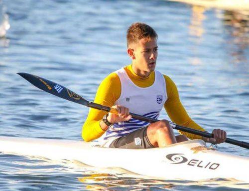 Οι Χαλκιδέοι αθλητές Ευθυμιάδης και Μπενέτος στην Εθνική ομάδα κανόε καγιάκ ήρεμων νερών
