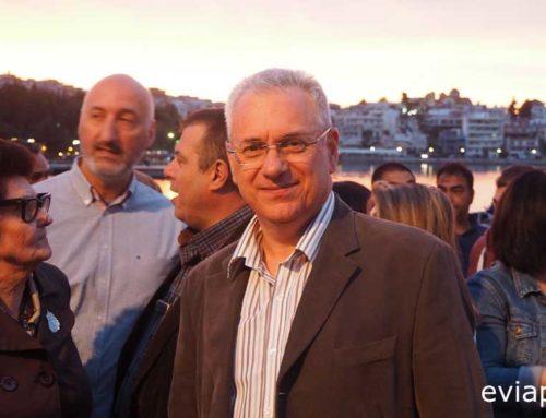 Δέκα χρόνια παλεύουμε στην Εύβοια για τα υδατοδρόμια