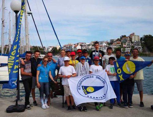 Ολοκληρώθηκε το «Κύπελλο Ευρίπου Νέων 2019» στην ιστιοπλοΐα στην Εύβοια
