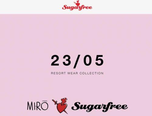 Μόλις λίγες ημέρες έμειναν για την συλλογή μαγιό MI-RŌ Sugarfree!
