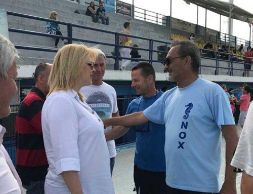 Στο Δημοτικό Κολυμβητήριο Χαλκίδας ο συνδυασμός «Αλλάζουμε»
