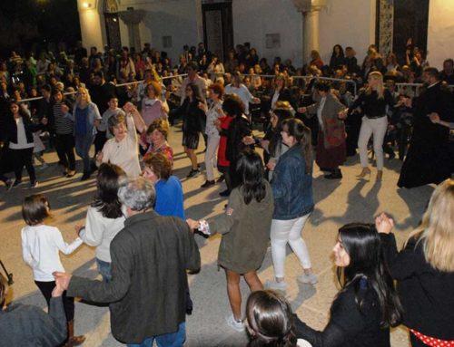 Ο Εσπερινός και το χοροστάσι της αγάπης στην Χαλκίδα