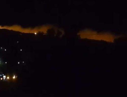 Τέθηκε υπό έλεγχο η φωτιά στην περιοχή Αετό στην Κάρυστο