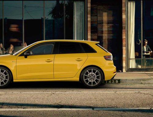 Το νέο Audi A3 Sportback. Τίποτα λιγότερο