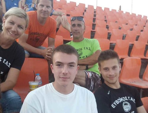 Ο Ευβοϊκός ΓΑΣ συμμετείχε με 14 αθλητές σε διοργανώσεις στίβου