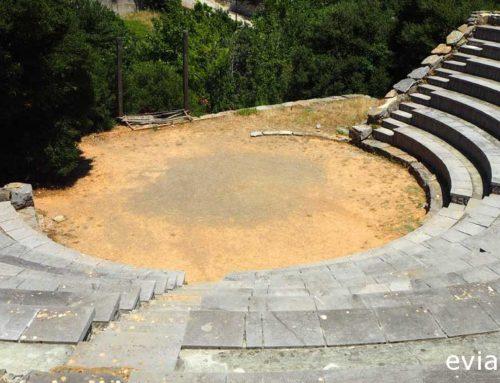 «Λυσιστράτη» στο Θέατρο Σέττας τον Αύγουστο 🗓