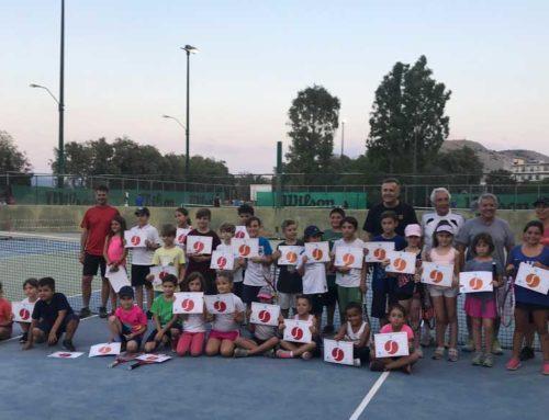 Με την συμμετοχή 100 αθλητών του Ομίλου Αντισφαίρισης Χαλκίδας πραγματοποιήθηκε το πρωτάθλημα ακαδημιών