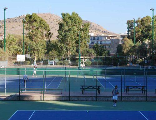 Διοργάνωση Πανελλήνιου Πρωταθλήματος τέννις στην Χαλκίδα