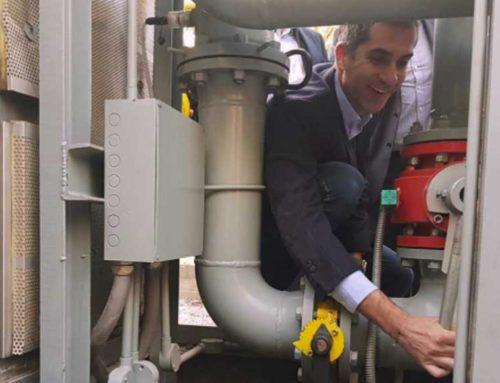 Δημοπρατείται το έργο του Φυσικού Aερίου στη Στερεά Ελλάδα