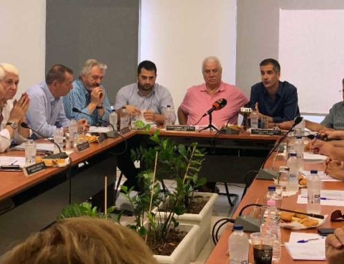 Κώστας Μπακογιάννης: Με συνεργασία και συνεννόηση, Δήμοι και Περιφέρεια δουλέψαμε όλοι μαζί σαν ένας