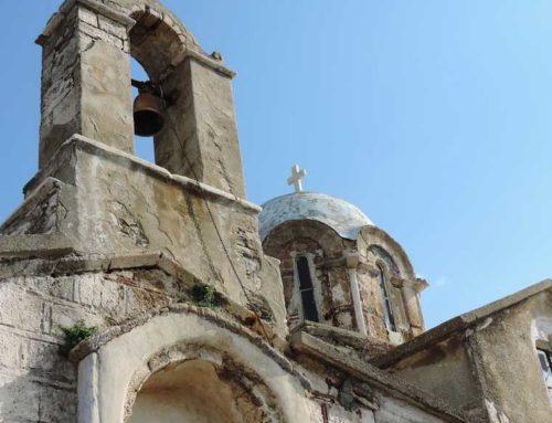 Επιστολή στην Υπουργό Πολιτισμού για την Διάσωση του Ιερού Ναού Παμμεγίστων Ταξιαρχών, Καλύβια, Δ. Καρύστου