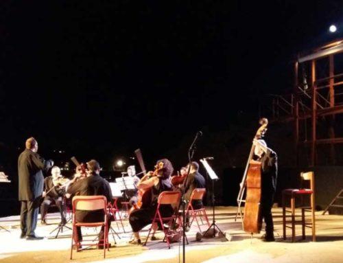 Το Θέατρο Χαλκίδας παρουσίασε το αφιέρωμα για το Νίκο Σκαλκώτα