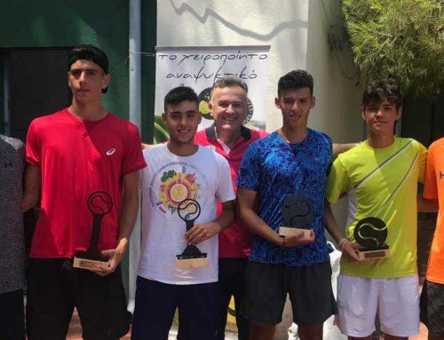 Ολοκληρώθηκε με επιτυχία το Πανελλήνιο Πρωτάθλημα ΕΦΟΑ – ΟΑΧ Νέων στη Χαλκίδα