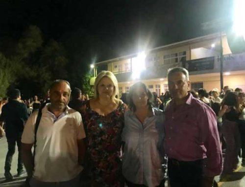 Στην εκδήλωση του Συλλόγου Νέας Λαμψάκου «Ο Αναξαγόρας» η νέα Δήμαρχος Δήμου Χαλκιδέων, Έλενα Βάκα