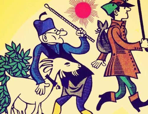 Βραδιά αφήγησης με λαϊκά παραμύθια στην Κύμη 🗓