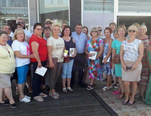Ομάδα Τοπικής Δράσης από την Λιθουανία επισκέφτηκε την Αναπτυξιακή Ευβοίας