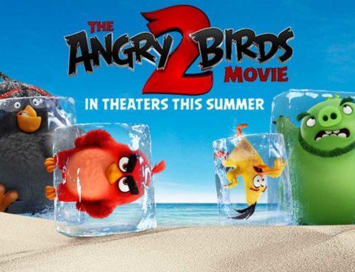Η ταινία «ANGRY BIRDS: Η ΤΑΙΝΙΑ 2» στον Κινηματογράφο ΜΑΓΙΑ movietone