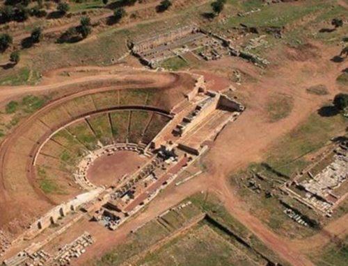 Παρουσίαση μελέτης αναστήλωσης στο Αρχαίο Θέατρο Ερέτριας