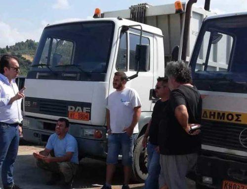 Καλύτερες υπηρεσίες καθαριότητας για τον Δήμο Ιστιαίας-Αιδηψού