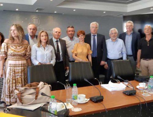 Στο Υπουργείο Προστασίας του Πολίτη ο Συντονιστής Αποκεντρωμένης Διοίκησης Θεσσαλίας – Στερεάς Ελλάδας κ. Ν. Ντίτορας