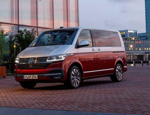 Νέο Επαγγελματικό Volkswagen Transporter 6.1 – εμβληματικό και στην ψηφιακή εποχή