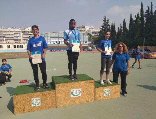 Με καλές επιδόσεις επέστρεψαν οι αθλητές του Γυμναστικού Συλλόγου Νεάπολης από την ημερίδα Στίβου