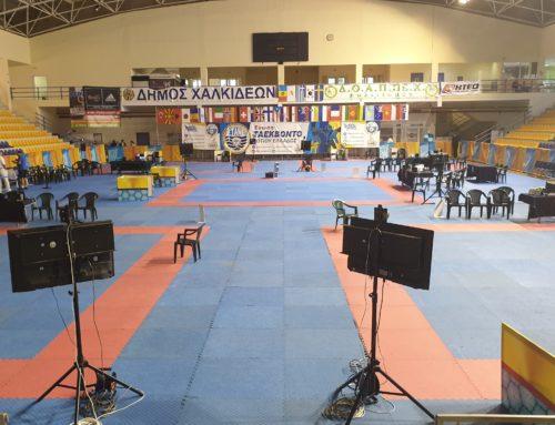 Όλα Έτοιμα για την Έναρξη του G1 Greece Open 2019