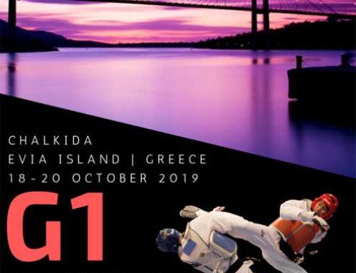 Στην Χαλκίδα το G1 Greece Open 2019