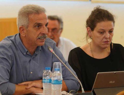 Καταψηφίστηκε το Τεχνικό Πρόγραμμα της Περιφέρειας Στερεάς, για το 2021
