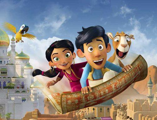 Η παιδική ταινία «Το μαγικό χαλί» στον Κινηματογράφο ΜΑΓΙΑ movietone