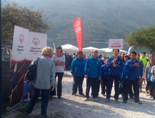 Αναβολή προπονήσεων, όλων των αθλημάτων των Special Olympics της Εύβοιας μέχρι και 31 Μαρτίου