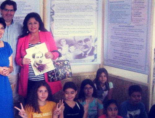 """Περίπου 2500 μαθητές παρακολούθησαν το πρωτοποριακό εκπαιδευτικό πρόγραμμα ''ΤΡΟΧΙΕΣ"""""""