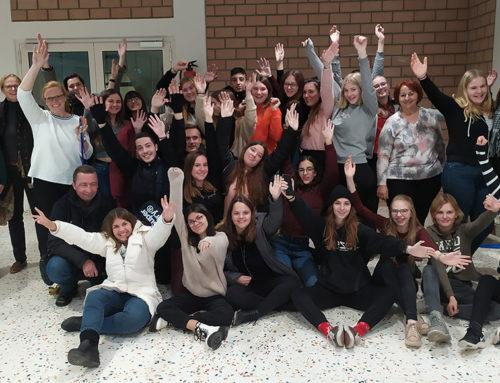 Μαθητές του 2ου Γενικού Λυκείου Αλιβερίου στη Γερμανία με πρόγραμμα αδελφοποίησης σχολείων