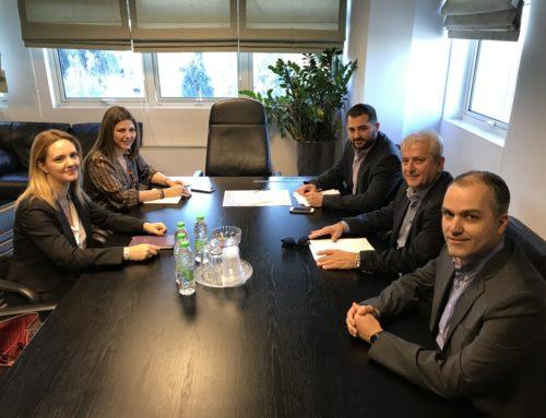 Συνάντηση για θέματα εκπαίδευσης της Περιφέρειας είχε ο Φάνης Σπανός με την Υφυπουργό Παιδείας και Θρησκευμάτων