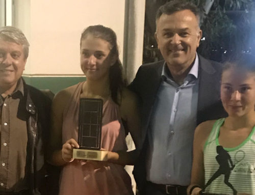 Με καλές επιδόσεις οι αθλητές/τριες του ΟΑΧ στο Πρωτάθλημα Τένις που διεξήχθη στην Χαλκίδα