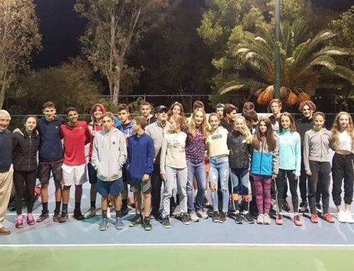 Ολοκληρώθηκε με επιτυχία το Masters Juniors 2019, στον Όμιλο Αντισφαίρισης Χαλκίδας