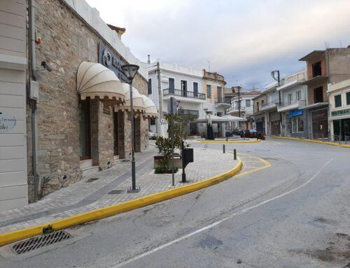 Μέτρα προστασίας για τα έντονα καιρικά φαινόμενα από τον δήμο Κύμης-Αλιβερίου